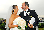 The wedding of Evelyn Pereira and Christopher DeStafano at City Island Yacht Club in Bronx, New York on Saturday, September 22, 2007.
