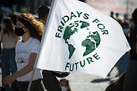 09.10.2020 - Climate Strike - Rome, 9 October 2020 #FridaysForFuture
