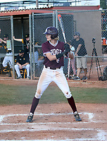 Kyler Stancato of Mountain Ridge Mountain Lions plays in the Boras Classic of Arizona on March 14, 2020 at Corona Del Sol High School in Tempe, Arizona  (Bill Mitchell)