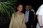 ROSA BIANCA ED EDOARDO CALTAGIRONE<br /> SERATA IN ONORE DI PAOLA SANTARELLI  CAVALIERE DEL LAVORO<br /> HOTEL MAJESTIC ROMA 2010