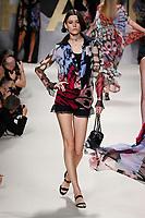 OCT 2021 Chanel SS 2022 RTW catwalk fashion show at Paris Fashion Week