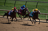 5th September 202, Louisville, KY, USA;  Aurelius Maximus wins the 7th race at the 146th Kentucky Derby on September 5, 2020 at Churchill Downs in Louisville, KY.