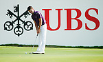 Action during Round 2 of the UBS Hong Kong Golf Open 2011 at Fanling Golf Course in Hong Kong on 2 December 2011. Photo © Victor Fraile / The Power of Sport Images