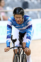 Aaron Gate of Auckland during the 2020 Vantage Elite and U19 Track Cycling National Championships at the Avantidrome in Cambridge, New Zealand on Thursday, 23 January 2020. ( Mandatory Photo Credit: Dianne Manson )