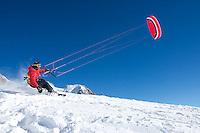 Sport / Snowkite