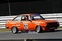 2019 Gold Cup meeting. Dunlop Saloon Car Cup. #52. Jason Minshaw. Ford Escort RS2000.