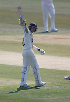 Fifty for Jordan Cox of Kent during Kent CCC vs Sussex CCC, Bob Willis Trophy Cricket at The Spitfire Ground on 9th August 2020