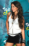 Miley Cyrus at the Teen Choice 2009 Awards at Gibson Amphitheatre in Universal City, August 9th 2009..Photo by Chris Walter/Photofeatures