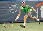 Lleyton Hewitt (AUS) defeats Marinko Matosevic (AUS), 6-4, 6-3 at the CitiOpen in Washington, D.C., Washington, D.C.  District of Columbia on July 29, 2014.