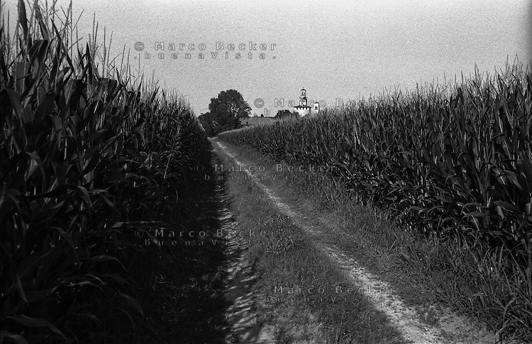 Parco agricolo Sud Milano presso Cusago --- Rural Park South Milan in Cusago
