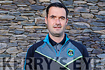 John Dowling, new head coach of the Garveys Tralee Wariors