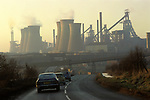Scunthorpe, North Lincolnshire. 1981<br />