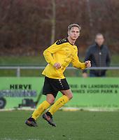 SCT Menen : <br /> Orry Vancraeyveldt<br /> <br /> Foto VDB / Bart Vandenbroucke