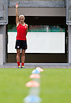15.06.2011, Steinbergstadion, Leogang, AUT, FIFA WOMENS WORLDCUP 2011, PREPERATION, USA, im Bild Heather Mitts, (USA, #2) während eines Trainings zur Vorbereitung auf die FIFA Damen Fussball Weltmeisterschaft 2011 in Deutschland // during a Trainingssession for the FIFA Women´s Worldcup 2011 in Germany, on 2011/06/15, Steinberg Stadium, Leogang, Austria, EXPA Pictures © 2011, PhotoCredit: EXPA/ J. Feichter