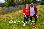 Susan and Roy Kelliher Glenflesk  who are participating in the MS Ireland 100k walk in May