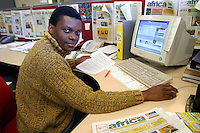 """- """"Stranieri in Italia"""", publishing house of Rome that publishes an Internet portal of services for immigrates and twelve ethnic headlines, for a total of 150 thousand copies to the month; Stephen Ogongo, head  editor of AFRICA news, monthly magazine for the English-speaking Africans communities....- Stranieri in Italia, casa editrice di Roma che pubblica un portale Internet di servizi per immigrati e dodici testate etniche per un totale di 150mila copie al mese; Stephen Ogongo, capredattore di AFRICA news, mensile per le comunità africane anglofone"""