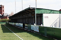 General view of Tauton Town FC Football Ground, Wordsworth Drive, Taunton, Somerset, pictured on 30th March 1997