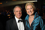 Honorees Michael and Carol Linn at the Houston Children's Charity Gala at the Hyatt Regency Saturday Oct. 24,2009. (Dave Rossman/For the Chronicle)