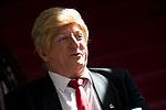 "Javier Gurruchaga carazterized as american president Donald Trump during the presentation of the family cycle ""Matinal Estelar"" at Teatro La Latina in Madrid. March 09, 2017. (ALTERPHOTOS/Borja B.Hojas)"