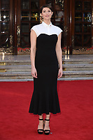 Gemma Arterton<br /> arrives for the The Prince's Trust Celebrate Success Awards 2017 at the Palladium Theatre, London.<br /> <br /> <br /> ©Ash Knotek  D3241  15/03/2017