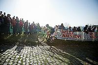 Sophie de Boer (NLD)<br /> <br /> Koppenbergcross 2014