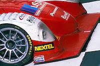#27 Doran Dallara SP1-Judd after 24 hours...2002 Rolex 24 at Daytona, Daytona International Speedway, Daytona Beach, Florida USA Feb. 2002.(Sports Car Racing)