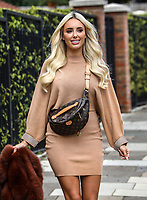 Amber Turner at a Photocall for Envy Shoes in Ealing, London on October 1st 2020<br /> <br /> Photo by BDC/People Press