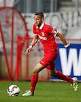 Nederland, Enschede, 26 april  2015<br /> Eredivisie<br /> Seizoen 2014-2015<br /> FC Twente-AZ<br /> Hakim Ziyech van FC Twente