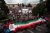 "24.02.2018 - ""Mai Piú Fascismi Mai Piú Razzismi"" – National Demo Against Fascism & Racism"