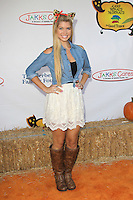 UNIVERSAL CITY, CA - OCTOBER 21:  Allie Deberry at the Camp Ronald McDonald for Good Times 20th Annual Halloween Carnival at the Universal Studios Backlot on October 21, 2012 in Universal City, California. © mpi28/MediaPunch Inc. /NortePhoto