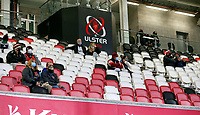 Friday 2nd October 2020 | Ulster Rugby vs Benetton Rugby<br /> <br /> Ulster supporters return to the Kingspan Stadium for the PRO14 Round 1 clash between Ulster Rugby and Benetton Rugby at Kingspan Stadium, Ravenhill Park, Belfast, Northern Ireland. Photo by John Dickson / Dicksondigital