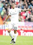 Real Madrid's Danilo da Silva during La Liga match. February 13,2016. (ALTERPHOTOS/Acero)