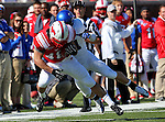 Southern Methodist Mustangs running back ZACH LINE (48) in action during the game between the Memphis Tigers and the Southern Methodist Mustangs at the Gerald J. Ford Stadium in Dallas, Texas. SMU defeats Memphis 44 to 13...