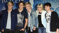 """HOLLYWOOD, CA - NOVEMBER 19: R5, Ross Lynch at the World Premiere Of Walt Disney Animation Studios' """"Frozen"""" held at the El Capitan Theatre on November 19, 2013 in Hollywood, California. (Photo by David Acosta/Celebrity Monitor)"""