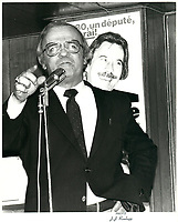 Roch LaSalle<br /> , dec 1979<br /> <br /> PHOTO :   Agence Quebec Presse