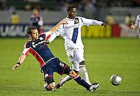 Los Angeles Galaxy vs New England Revolution March 31 2012