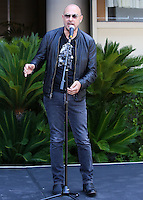 HOLLYWOOD, LOS ANGELES, CA, USA - JULY 07: John Varvatos at the announcement of special collaboration of John Varvatos and Ringo Starr on occasion of Ringo's birthday at Capitol Records Studio on July 7, 2014 in Hollywood, Los Angeles, California, United States. (Photo by Xavier Collin/Celebrity Monitor)