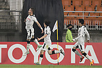Suwon Samsung Bluewings (KOR) vs Kawasaki Frontale (JPN) during the AFC Champions League 2017 Group G match at the Suwon World Cup Stadium on 25 April 2017, in Suwon, South Korea. Photo by Chris Wong / Power Sport Images