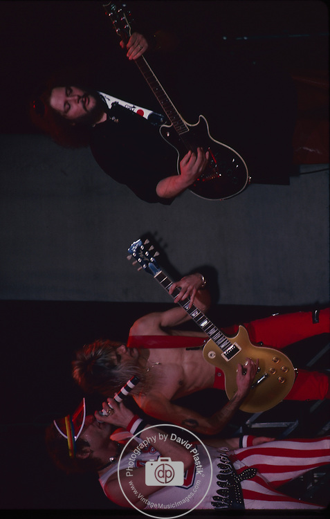 Kevin Dubrow, Carlos Cavazo, Leslie West