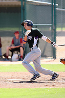 Will Swanner - Colorado Rockies - 2010 Instructional League.Photo by:  Bill Mitchell/Four Seam Images..