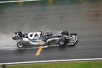9th October 2021; Formula 1 Turkish Grand Prix 2021 Qualifying sessions at the Istanbul Park Circuit, Istanbul;   Yuki Tsunoda JPN 22 , Scuderia AlphaTauri Honda