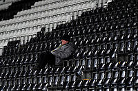 Huw Lake Watches on during the Sky Bet Championship match between Swansea City and Norwich City at the Liberty Stadium in Swansea, Wales, UK. Friday 05 February 2021