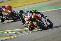 #55 NATIONAL MOTOS (FRA) HONDA CB R1000 -SUPERSTOCK- EGEA STEPHANE (FRA) / ANTIGA GUILLAUME (FRA) / TRUEB KEVIN (FRA)