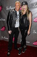 STUDIO CITY, CA - JUNE 23: KUBA Ka and Christina Fulton attend Polish Popstar KUBA Ka's concert at La Maison in Studio City on June 23, 2013 in Studio City, California. (Photo by Celebrity Monitor)