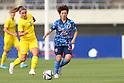Football/Soccer: International friendly match - Japan Women 8-0 Ukraine Women