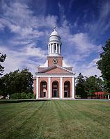 Bulfinch Church, Lancaster, MA (architect = Charles Bulfinch)