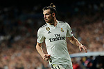 Real Madrid's Gareth Bale during UEFA Champions League match between Real Madrid and FC Viktoria Plzen at Santiago Bernabeu Stadium in Madrid, Spain. October 23, 2018. (ALTERPHOTOS/A. Perez Meca)