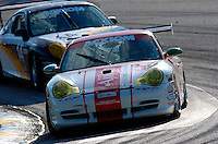 #35 Porsche and #14 Porsche class: Grand Touring (GT)