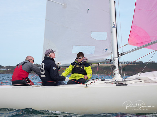 Mike McCann's potent Etchells 22 Don't Dilly Dally