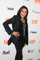 CAMELIA KATH - RED CARPET OF THE FILM 'THE TERRY KATH EXPERIENCE' - 41ST TORONTO INTERNATIONAL FILM FESTIVAL 2016 . 15/09/2016. # FESTIVAL INTERNATIONAL DU FILM DE TORONTO 2016